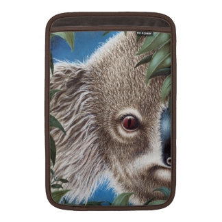 Manga del carrito de la koala de los objetos curio funda  MacBook
