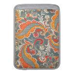 Manga del carrito del aire de MacBook -- Floral Funda MacBook