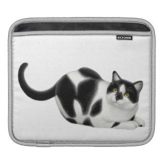 Manga del carrito del gato del smoking del Moxie Mangas De iPad