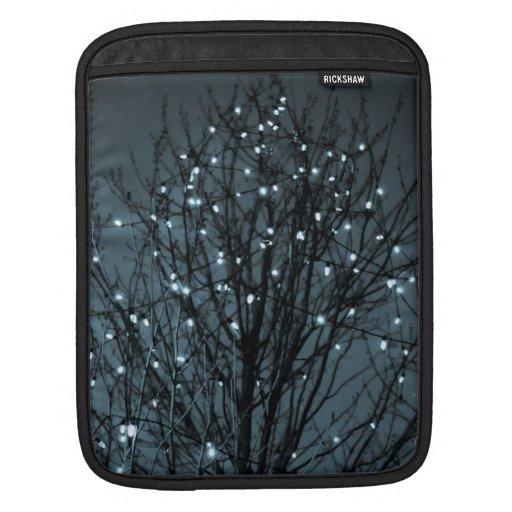 Manga del carrito del iPad de diciembre Funda Para iPads