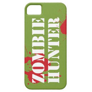 Manga del caso del iPhone 5 del cazador del zombi  iPhone 5 Cobertura