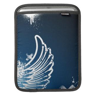 Manga del diseño del ala mangas de iPad