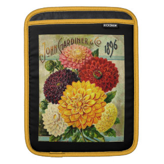 Manga del ejemplo del paquete de la semilla de funda para iPads