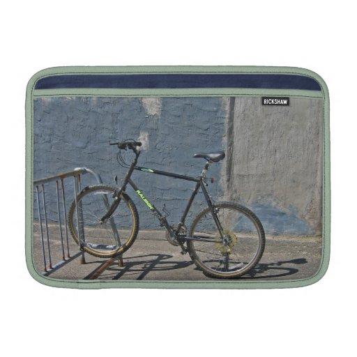 manga del estante de bicicleta funda macbook air