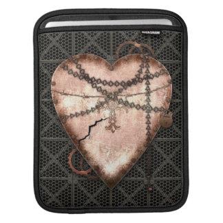 manga del iPad - corazón encadenado Mangas De iPad