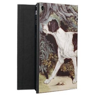 Manga del iPad de encargo del carrito del perro de