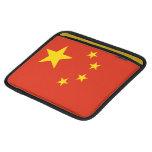 Manga del iPad de la bandera de China Manga De iPad