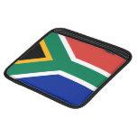 Manga del iPad de la bandera de Suráfrica Fundas Para iPads