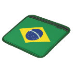 Manga del iPad de la bandera del Brasil Manga De iPad