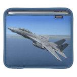 Manga del iPad de la caza a reacción de F14 Tomcat Fundas Para iPads