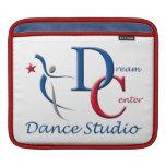 Manga del iPad de la danza de DC Fundas Para iPads