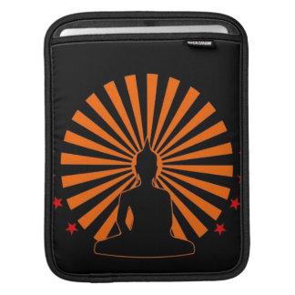 Manga del iPad de la meditación Fundas Para iPads