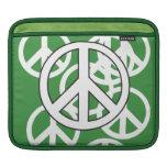 Manga del iPad de la paz