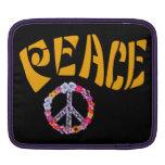 Manga del iPad de los años 60 de la paz Mangas De iPad