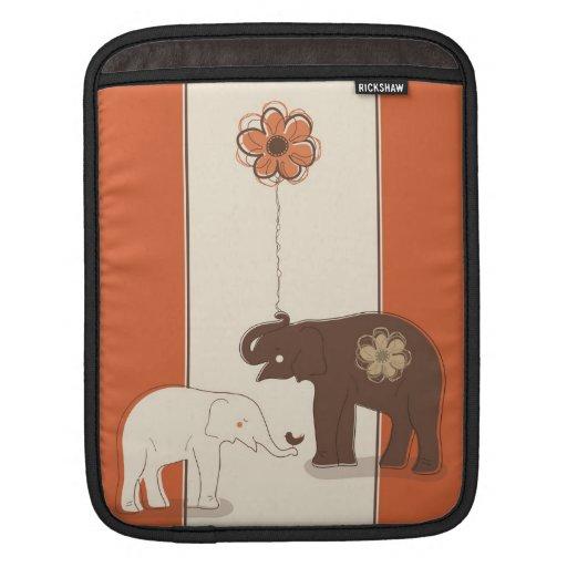 Manga del iPad de los elefantes Mangas De iPad