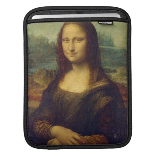 Manga del iPad de Mona Lisa Fundas Para iPads