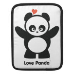 Manga del iPad de Panda® del amor Manga De iPad