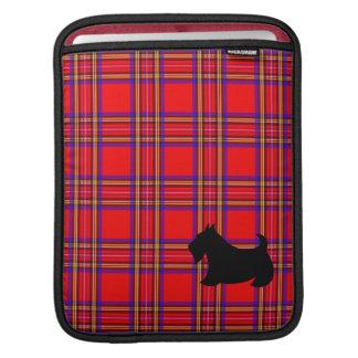 Manga del iPad de Terrier del escocés Fundas Para iPads