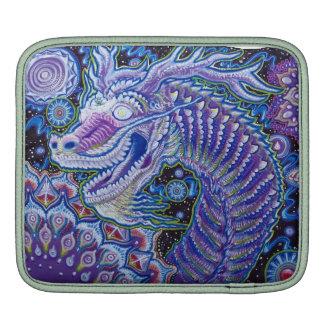 Manga del iPad del dragón del Año Nuevo Fundas Para iPads