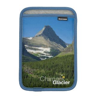 Manga del iPad del glaciar de Chimani mini Funda Para iPad Mini