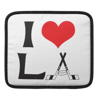 Manga del ipad del hockey del LA Fundas Para iPads