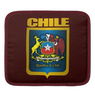 """Manga del iPad del oro de Chile"" Mangas De iPad"