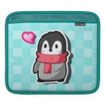 Manga del iPad del pingüino de Chibi Manga De iPad