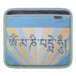 MANGA del iPAD - mantra tibetano: Ronquido de OM M Mangas De iPad