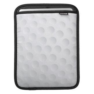 manga del iPad - pelota de golf Fundas Para iPads