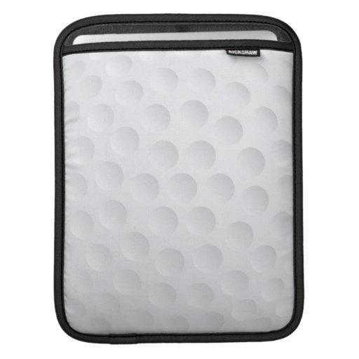 manga del iPad - pelota de golf Funda Para iPads