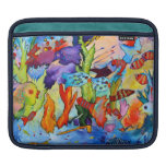 manga del iPad que ofrece pescados tropicales Funda Para iPads
