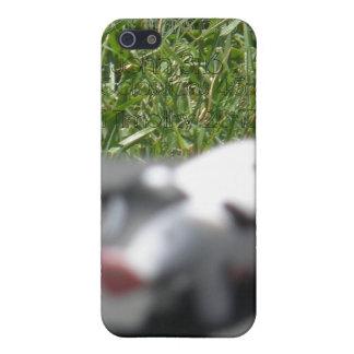Manga del iphone de MR.MOOooo iPhone 5 Protectores