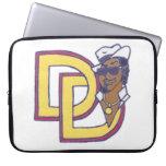 Manga del ordenador del logotipo de la DD Mangas Portátiles