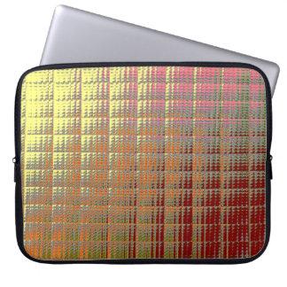 Manga del ordenador portátil - 15 pulgadas - efect funda portátil
