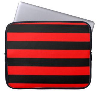 Manga del ordenador portátil - 15 pulgadas - rojo  manga portátil