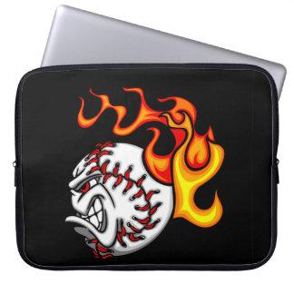 Manga del ordenador portátil de la furia del fundas portátiles