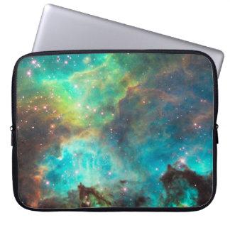 Manga del ordenador portátil de la nebulosa manga portátil