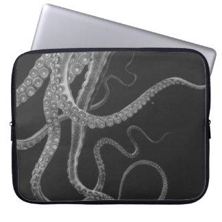 Manga del ordenador portátil de los tentáculos de  funda portátil