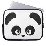 Manga del ordenador portátil de Panda® del amor Manga Portátil