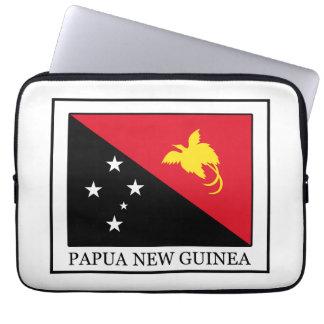 Manga del ordenador portátil de Papúa Nueva Guinea Mangas Portátiles