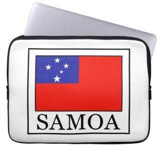 Manga del ordenador portátil de Samoa Fundas Computadoras