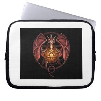 Manga del ordenador portátil del dragón mangas portátiles
