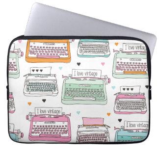 Manga del ordenador portátil del ejemplo de la máq mangas portátiles