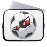 Manga del ordenador portátil del fútbol manga computadora