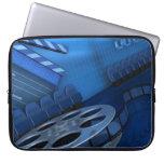Manga del ordenador portátil del neopreno 15 pulga funda portátil