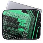 Manga del ordenador portátil del neopreno de la pl fundas computadoras