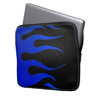 Manga del ordenador portátil del neopreno de las l fundas portátiles