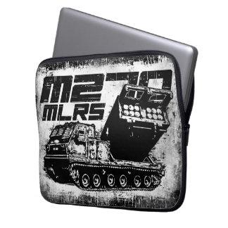 Manga del ordenador portátil del neopreno del MLRS Fundas Computadoras