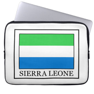 Manga del ordenador portátil del Sierra Leone Mangas Computadora