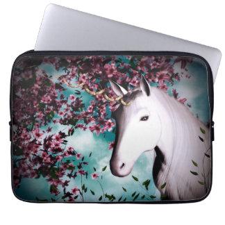 manga del ordenador portátil del unicornio manga portátil